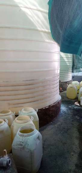 Reparación de tanques y contenedores