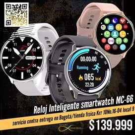 Reloj Inteligente smartwatch mc66