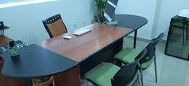 Vendo Mueble de Oficina Completo