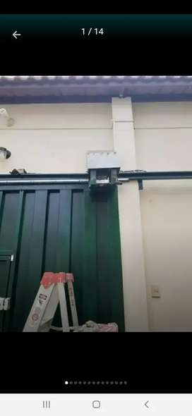Motor para puerta automatiza