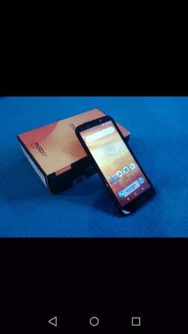 Motorola e5 play nuevo con caja