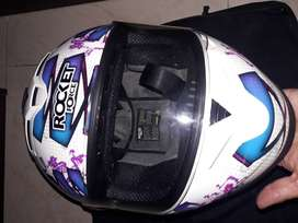 Vendo casco rocket force nuevo