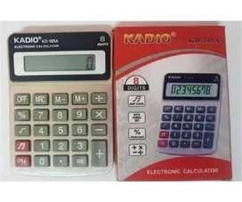 Calculadora Kadio 8 Dígitos Kd-185a + obsequio