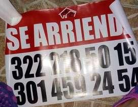 Se vende o arrienda casa en Los Andes