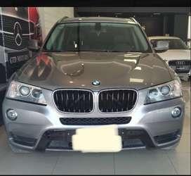 Vendo urgente BMW X3 modelo 2012 automática diésel 100000km