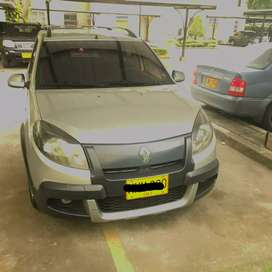 Renault stepway gris 2014