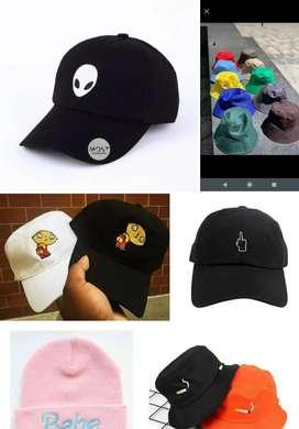 Gorras de todos los estilos