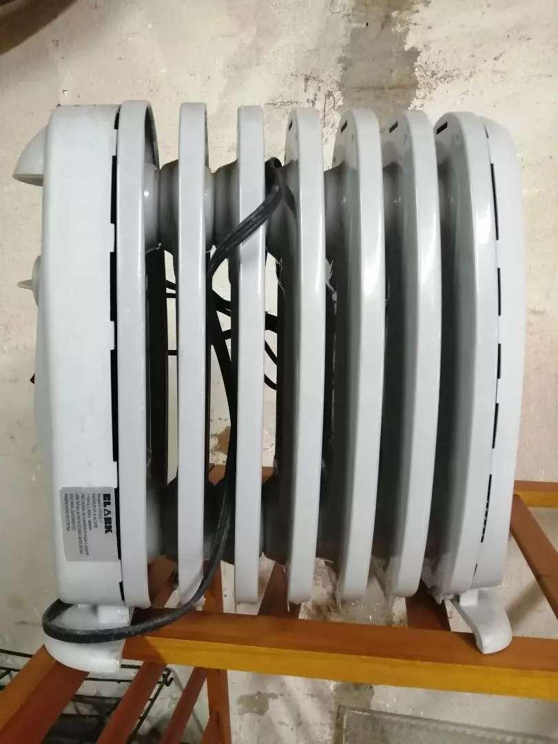 Calentador ambiente (aceite). 0