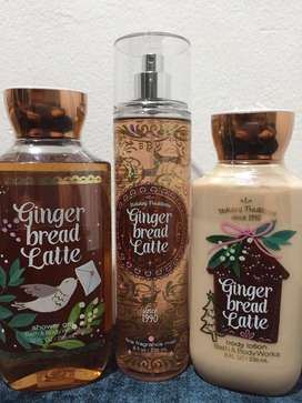 Bath and body works Ginger bread latte