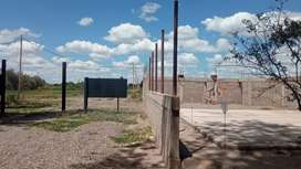 Vendo o permuto por vehículo ,terreno San Roque 50 mts de bomberos. Loteo proyecto semi privado.