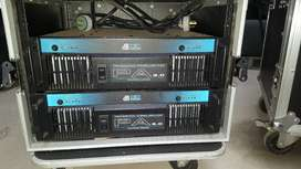 VENDO AMPLIFICADORES DB TECHNOLOGIE 3.0