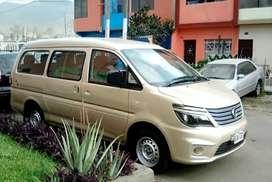 Vendo mi Minivan Dongfeng
