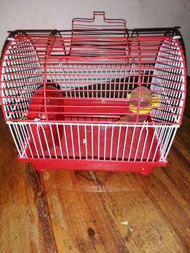 Se vende jaula barata para hamster