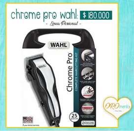 peluquera Chrome pro Wahl