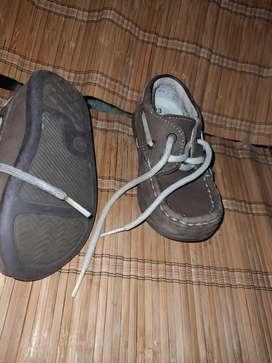 Zapato niño usados