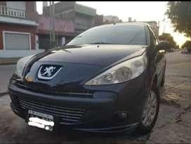 Peugeot 207 1.4 xs gnc