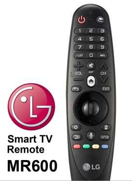 Control Remoto Magic Lg An-mr 600 O An-mr650 Uf7700  Ub8500 LF6450, usado segunda mano  Barracas, Capital Federal