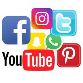 Empleo marketing Digital, Diseñador Gráfico, Community Manager