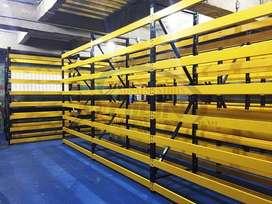 Estanteria pesada rack para Almacen. Fabricación bajo pedido