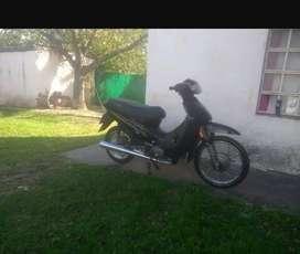 Moto usada,keller 110, impecable.