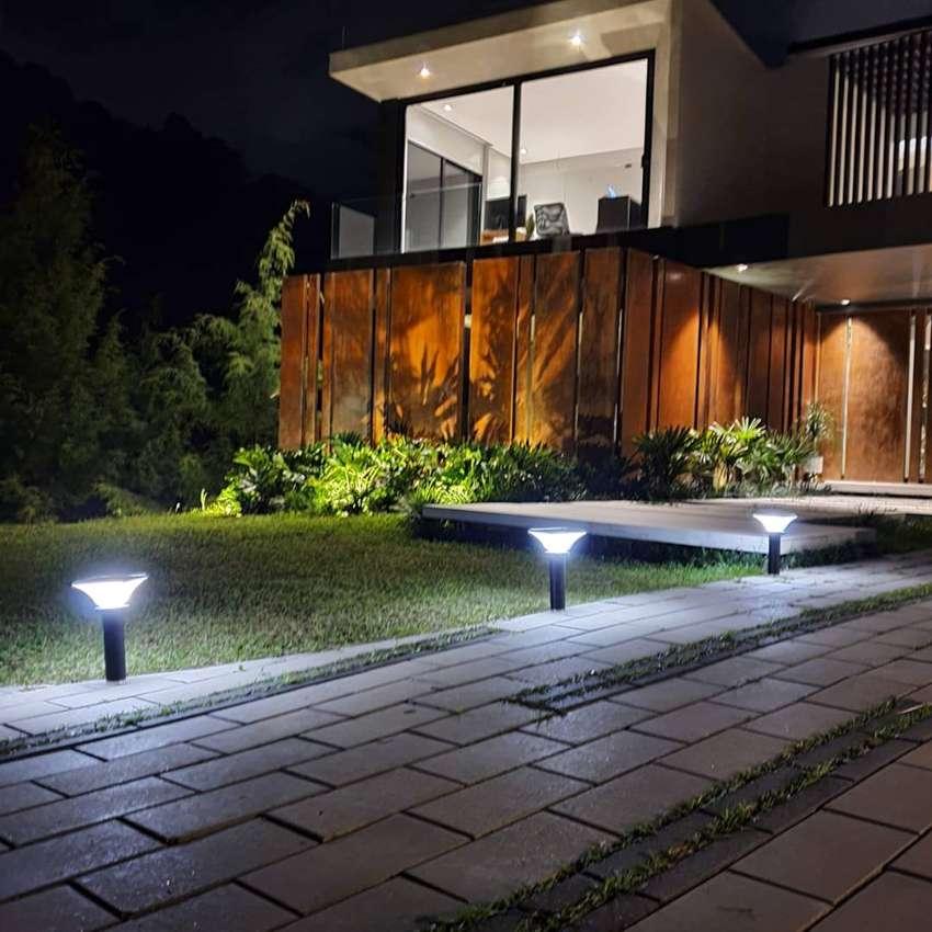 Jardinera solar de 5W 0