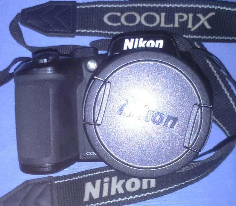 Vendo Camara Nikon Coolpix B500 0