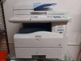 Impresora Ricoh Mp 201 Multifuncional
