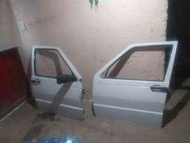 Vendo (4) puertas Fiat duna