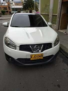 Se vende Nissan Qashqai full equipo