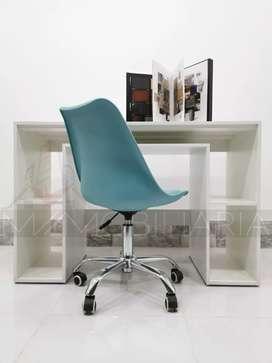 Mesa Escritorio De Oficina Hogar Excelentes Acabados