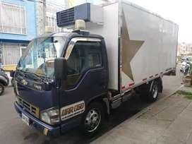 Nkr 2009 furgon thermo