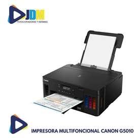 IMPRESORA MULTIFUNCIONAL CANON G5010