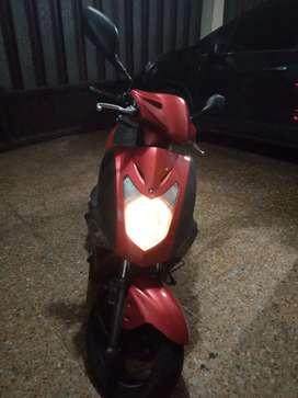 En venta moto negociable 1.500.000 $