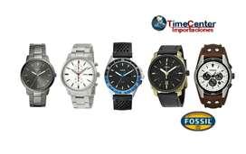 Reloj Fossil Para Hombre y Mujer Original Varios Modelos