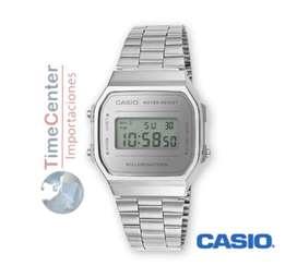 Reloj Casio Digital Para Hombre Y Mujer A168wem-7df