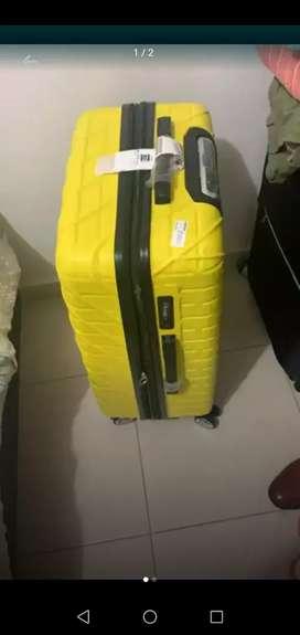 Vendo maleta bronco polo amarill