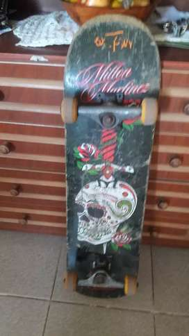 Skate Boodo AV1 para entendidos muy bueno