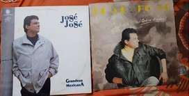 Varios discos de vinilo