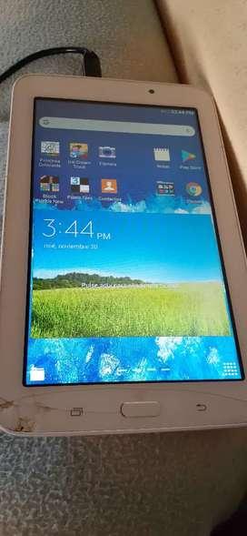 Vendo tablet samsung o cambio por celular