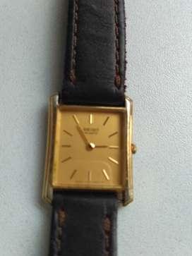 Reloj Seiko Dama-Vintage! Hermoso! Usado