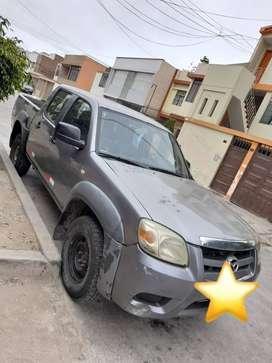 VENTA DE CAMIONETA MAZDA BT50 AÑO 2010