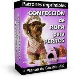 EMPRENDE:Confección de ropa para perros y casitas iglú