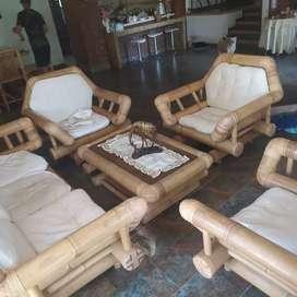 Super promoción!!! Pack de muebles Artesanales de la india a la venta