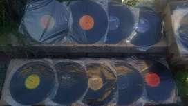 Vendo discos sin carátula, variados..