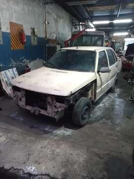 Fiat duna NAFTA  gnc