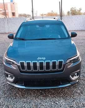 Jeep Cherokee LIMITED 2019 camioneta suv