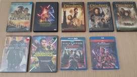Películas originales en DVD y Blu-ray