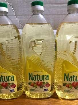 Aceite de girasol natura de 900ml