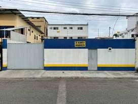 Alquiler de local para Lubricadora o patio de carros en Guayaquil