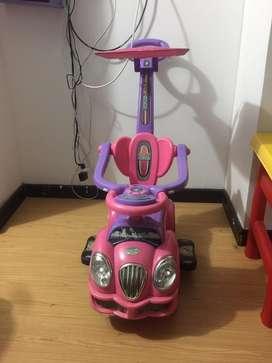 Carro montable para bebe